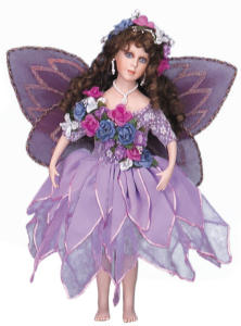 18'' Fairy, Purple
