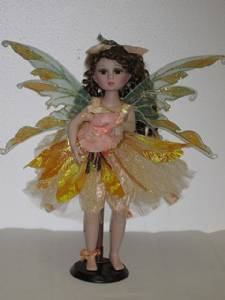 "16"" Fairy (Gold Yellow)"
