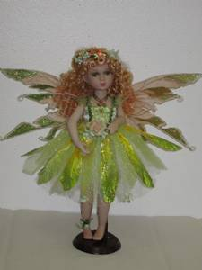 "16"" Fairy (Gold Green)"